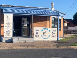 Kingy's Bait and Tackle - Brined Baits Fishing Bait Shop Newcastle - UFISH Brined Baits