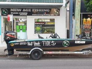 New Age Fishing - Brined Baits Fishing Bait Shop Newcastle - UFISH Brined Baits