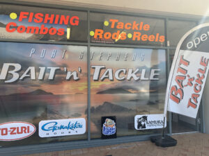 Port Stephens Bait 'n' Tackle - Brined Baits Fishing Bait Shop Newcastle - UFISH Brined Baits