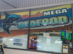 Steve's Mega Seafood - Brined Baits Fishing Bait Shop Newcastle - UFISH Brined Baits